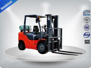 China 1.5-3.5 Ton Electric Stacker Truck , Explosion - Proof Heavy Duty Forklifts on sale