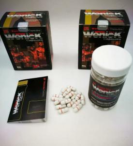 China Wenlek Herbal Sex Enhancement Pills for Treatment of Erectile Dysfunction in Men on sale