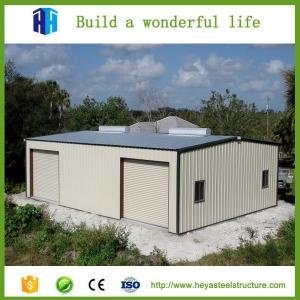 China Outdoor storage shed metal building prefabricated steel carport on sale