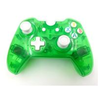 PC / Android Game Station Periphery Products Of PVC Green Controller
