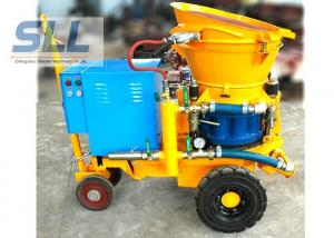 China Customized Concrete Spraying Machine Cement Sprayer Machine Fire Proof Material on sale
