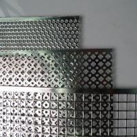 China decorative perforated metal screens on sale