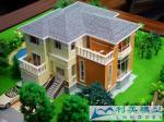 Formación escala residencial suministros de modelos arquitectónicos para exposición