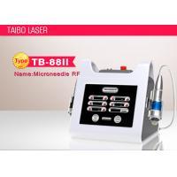 Fractional RF Microneedle Machine , Radio Frequency Machine For Skin Tighten