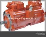 Kawasaki Hydraulic swashplate high pressure piston pump K3V63/112/140/180DT for excavator
