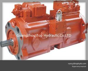 China Hydraulic swashplate high pressure piston pump K3V63/112/140/180DT on sale