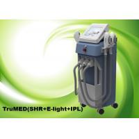 IPL SHR Hair Removal Machine Vertical 3Handles E-light TruMED(SHR+IPL+Nd:Yag)