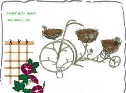 China Metal Plant Stands-Garden Furniture on sale