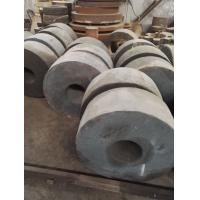 La forja del disco de la forja del acero de carbono de la turbina de vapor utilizó en peso máximo de la maquinaria pesada 20 toneladas de diámetro 300 - 1300 milímetros