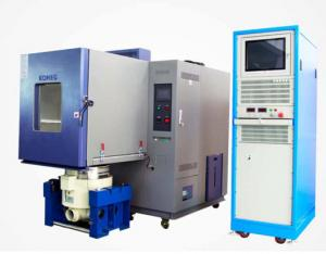 China Temperature And Vibration Combined Climatic Test Chamber CE / ISO 9001 Approved on sale