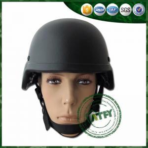 China Kevlar MICH 2000 Kevlar Ballistic Helmet NIJ IIIA & .44 For Sale on sale
