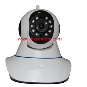 China DLX-EH13C 720P IR10M wireless Household  P2P PTZ WI-FI IP camera on sale