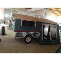 off road tent camper trailer  Heavy-duty trailer Travel Trailer