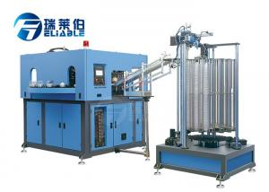 China Food Square Plastic Pet Bottle Making Machine 1950 × 1850 × 2100 Mm ISO Approved on sale