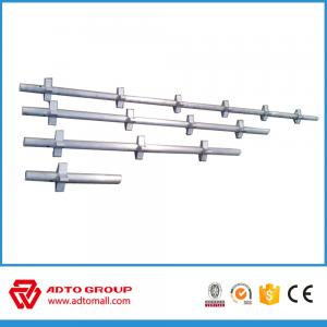 China Australia Building Material AS1576  Galvanized Scaffolding Kwikstage Standard on sale