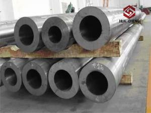 China Seamless Hot Rolled Thick Wall Steel Tube For Mechanical St52 DIN1629 / DIN2448 Q345 on sale