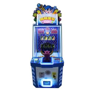 China Indoor Amusement Kids Arcade Machine Coin Operated With Stereo Sound on sale