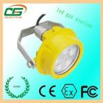 50Hz Rechargeable 20w Gas Station LED Canopy Light 24V WF2 With 5000K 3300K LED