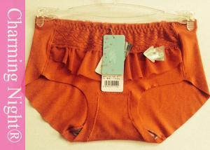 China Seamless Mix Cotton Hipster Womens Underwear Panty S M L XL XXL XXXL on sale