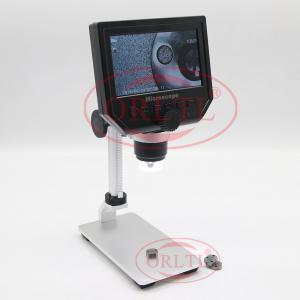 China Digital Microscope To Check Diesel Fuel Piezo Injector Digital Industrial Stereo Microscope With Camera Screen on sale