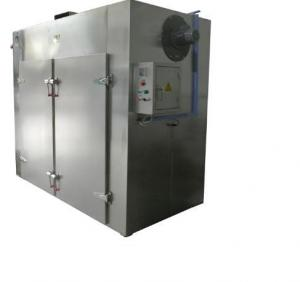 China Industrial Hot Air Drying Oven Fruit Dehydration Machine High Thermal Efficiency on sale