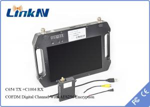 China HDMI/AV Long Range Video Wireless Transmitter COFDM transmitter  For UAV/UAS on sale