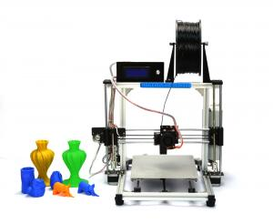 China High Resolution Mini PLA & ABS Filament DIY 3D Printers Large 3D Printing Machine on sale