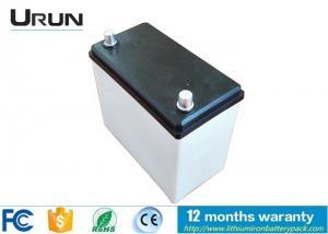 China Llifepo4 Electric Vehicle Battery 48V 100AH , Car Electric Motor Battery Long Cycle Life on sale