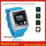 China Touch Screen Smart Bluetooth Watch Android Phone with Sync Phone Call wholesale