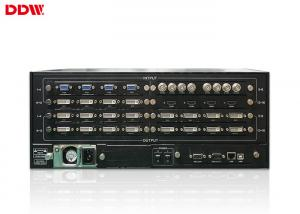 China High end Multi function video wall processor for monitoring center , HDMI DVI Video Wall Controller DDW-VPH1211 on sale