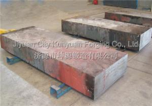 China Alloy Tool Steel LF + VD Heavy Steel Forgings For Heavy Machinery, Aviation, Aerospace on sale