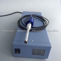 30Khz Portable Pressure Ultrasonic Spot Welder With Metal Shell