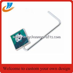 China Professional Customized Promotion Gift Bag Hanger with any logo on sale