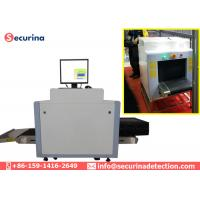 China 65db Noise Desktop Security X Ray Inspection Machine For Hangbag / Shoes Detection on sale