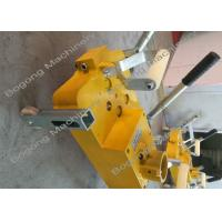Hidden Joint Auxiliary Machinery Electric Seamer For Metal Roofing Panel