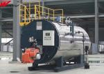 Industrial 1-20T/H Natural Gas / Diesel Oil Fired Steam Boiler