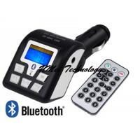 Car mp3,bluetooth Car MP3 Player,car Bluetooth Wireless FM transmitter with remote control USB SD/MMC Slot