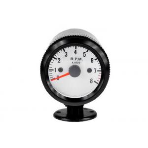 China High Sensitivity 3.75 Inch Race Car Gauges With Software Chip Microprocessor on sale