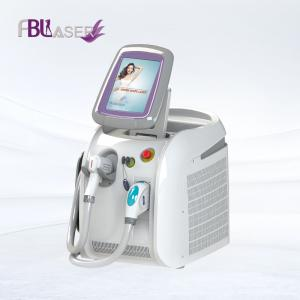 China Portable 808nm Diode Laser Hair Removal 2000W 60Hz / 50Hz With 5 Adjustable Cooling Levels on sale