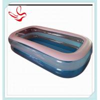 Indoor Rectangular Pvc Inflatable Swimming Pools For Adults