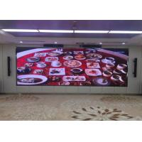 Small Distance LEDVideo Wall PanelsP2.5 HD 1/32 Scanning Drive For Hotel Lobby