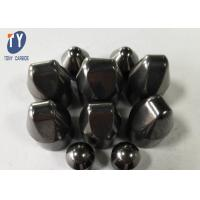 Coal Mining Bit Tungsten Cemented Inserts Carbide Coal Button