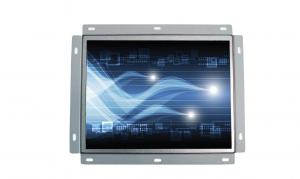 China DC12V Touch Monitor PC , Fanless Panel PC Resistive / Capacitive Touch Screen on sale
