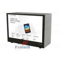 Transparent OLED Screen Lcd Ad Display , Transparent Digital Display 8ms Response Time