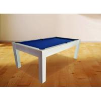 China Supplier pool table with dining table wood dining table with billiard table on sale