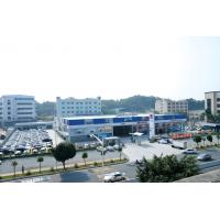 Steel Buildings And Structures For Car Sales Centre Shop And Car Parking Area