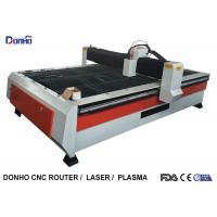 Heavy Duty Structure CNC Plasma Cutting Machine With Chuangwei Stepper Motor