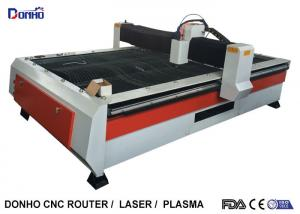 China Heavy Duty Structure CNC Plasma Cutting Machine With Chuangwei Stepper Motor on sale