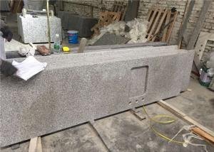 Beau ... Quality Silver Grey Granite Prefab Stone Countertops Bar Top Easy  Cleaning For Sale