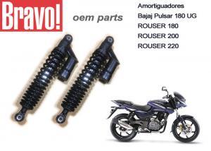 China Aortiguador Bajaj Pulsar 180 UG Adjustable Motorcycle Shocks 7.5 Mm Spring Diameter on sale